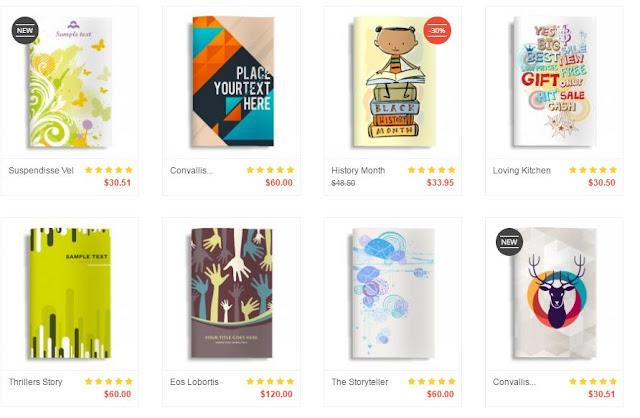 Start online Book Store