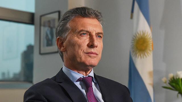 Argentina: Presidente Macri anuncia descenso de los índices de pobreza