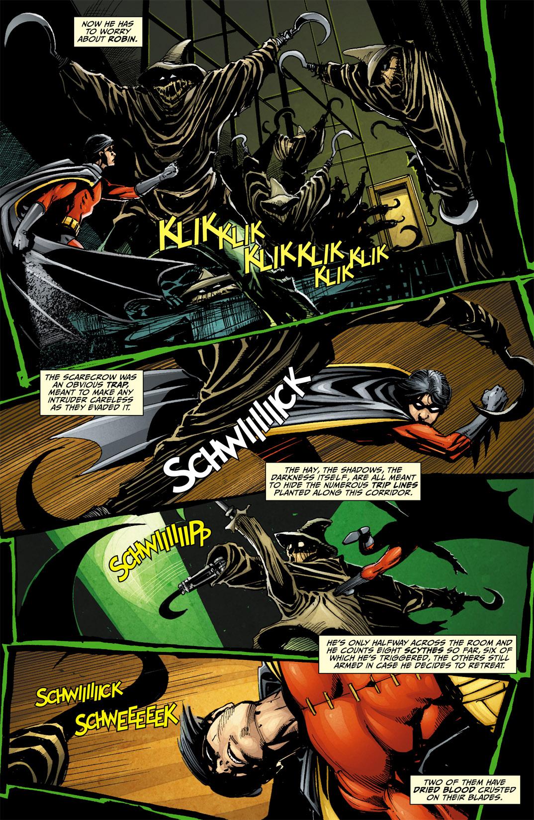 Detective Comics (1937) 836 Page 10
