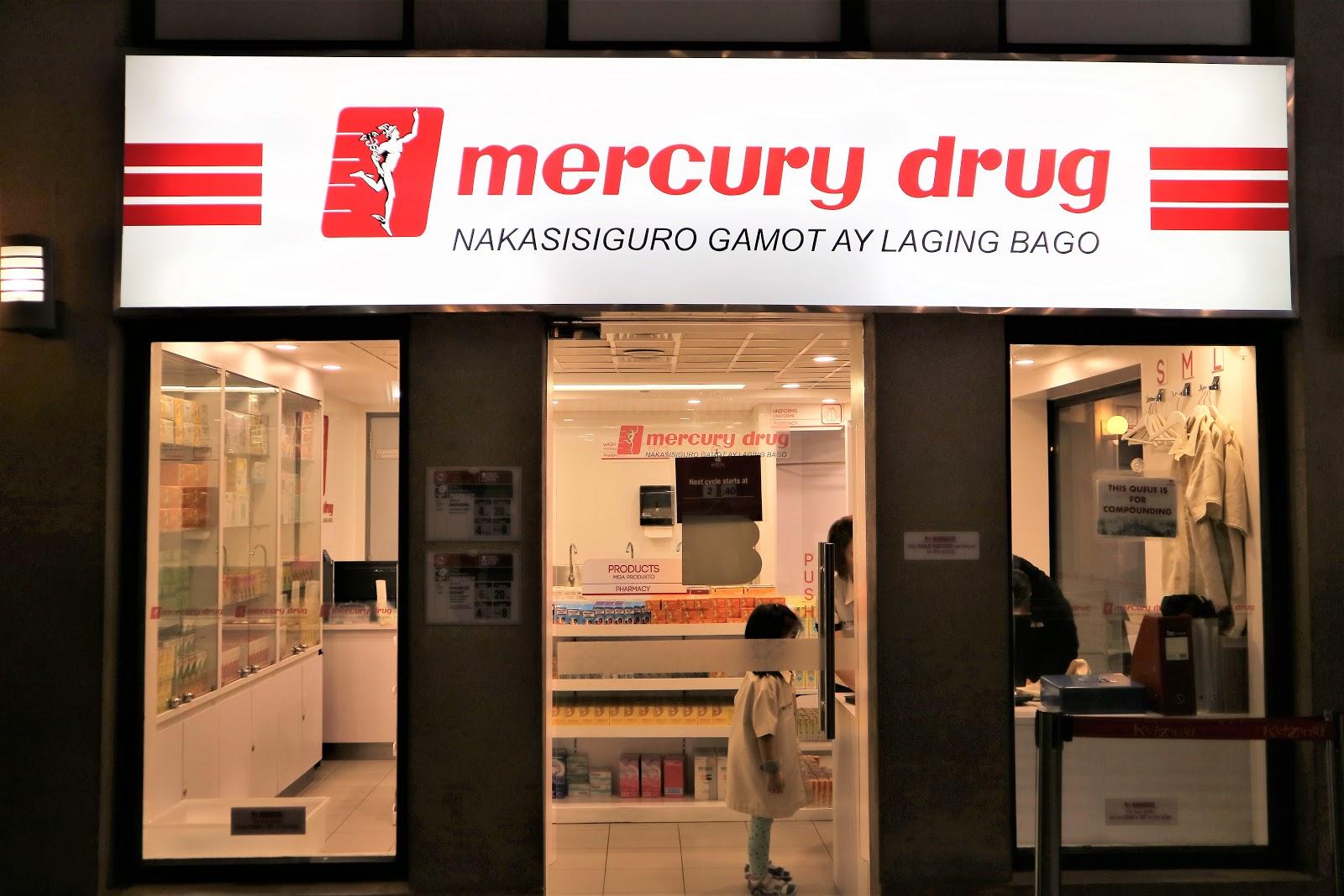 Mercury Drug in KidZania Manila