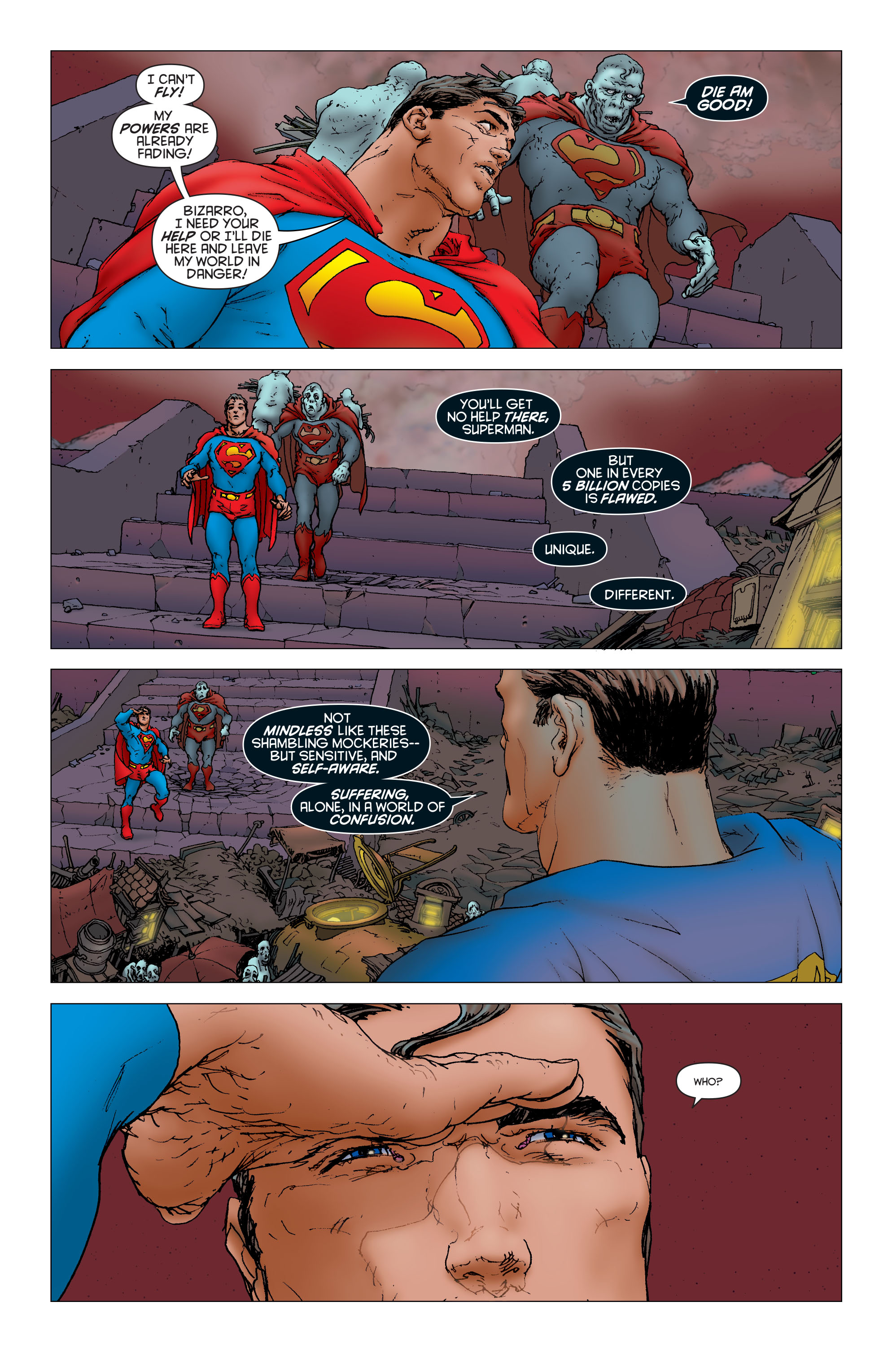 Read online All Star Superman comic -  Issue #7 - 21