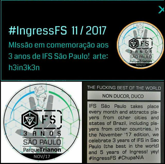IFSSP medalha e brindes