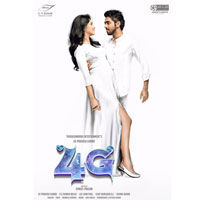 4G (2017) tamil Movie Audio CD Front Covers, Posters, Pictures, Pics, Images, Photos, Wallpapers