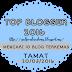 SEGMEN TOP BLOGGER 2016 BY NURZULFA