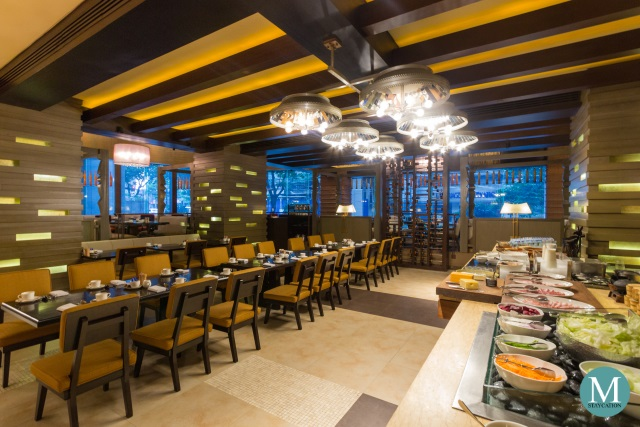 Breakfast Buffet at New World Makati Hotel