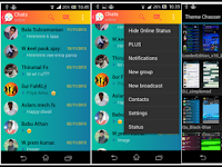 WhatsApp Plus MOD Versi Terbaru v7.25 APK Update