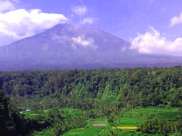 Tempat Wisata Di Bali Yang Dekat Dengan Gunung Agung