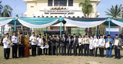 Gubernur Ridho Dukung Penuh Kementrian Agama Sebarkan Duta Penebar Kedamaian
