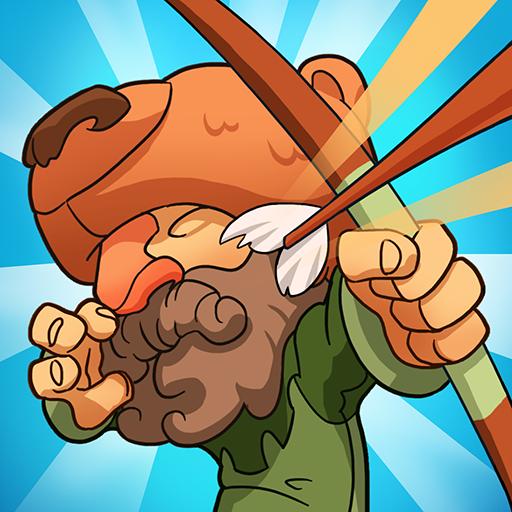 تحميل لعبه Semi Heroes: Idle Battle RPG v1.0.3  مهكره وجاهزه للاندرويد