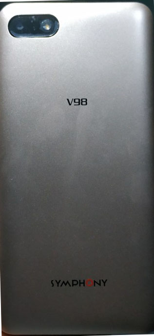 Symphony V98 Frp Unlock File With SPD Flash Tool Without Box