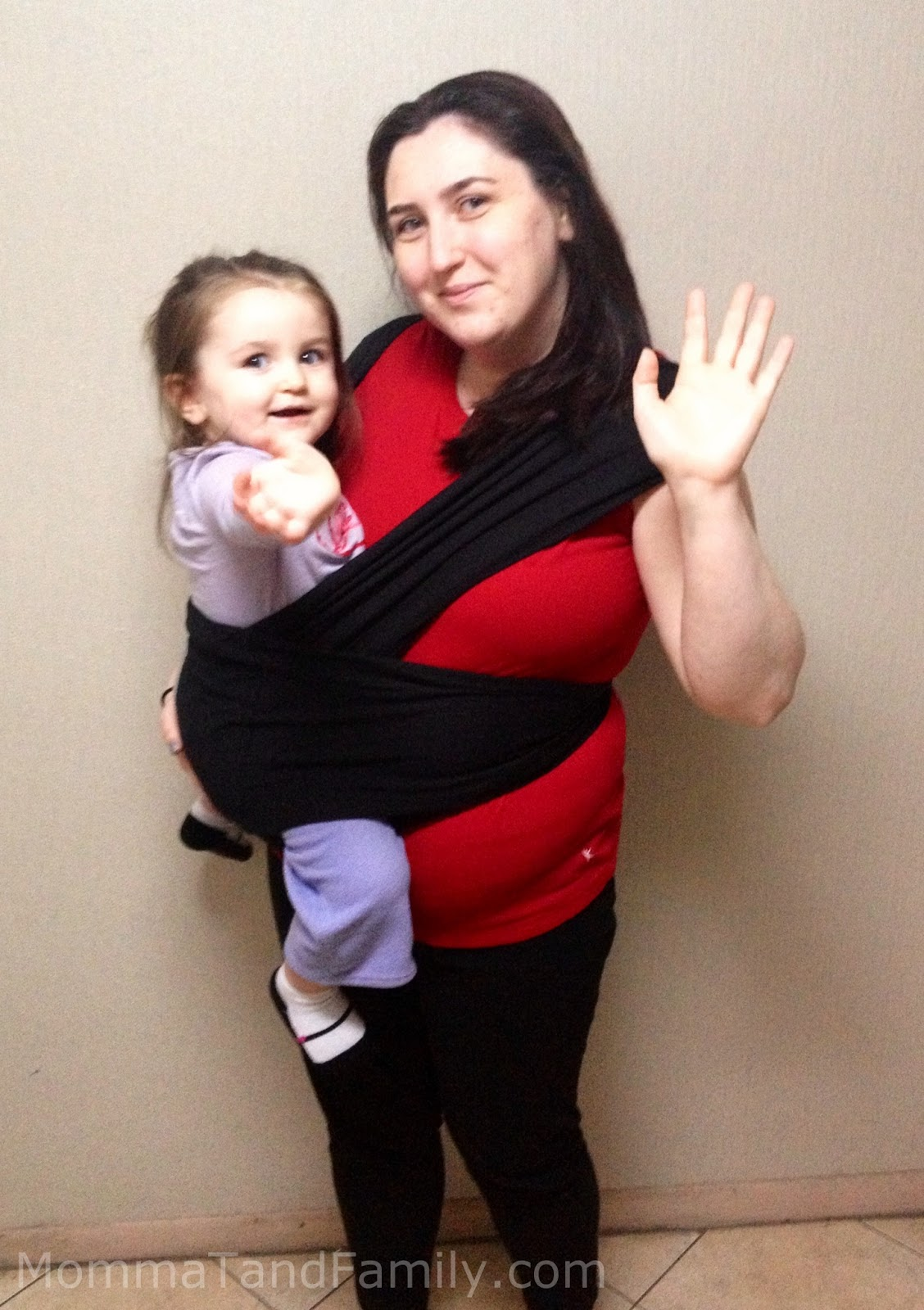 An Easy Way To Carry Baby Baby Ktan Carrier Giveaway