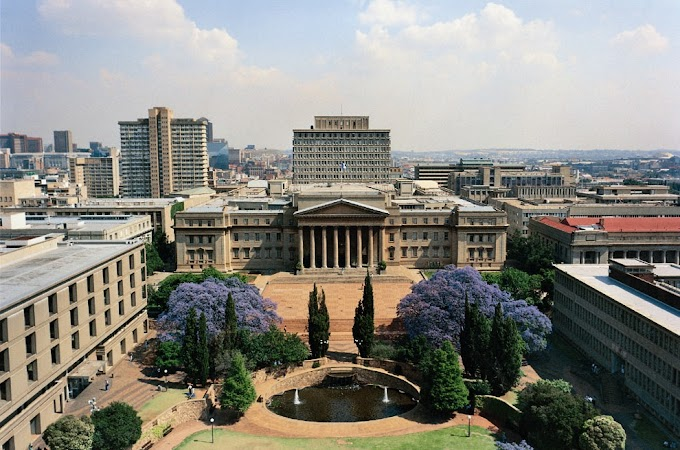 Sexual harassment investigation at South Africa's University of the Witwatersrand