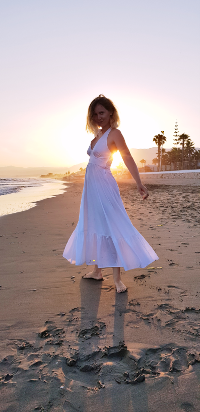 #summerstyle #sealook #marbella #costadelsol #whitedress #fashion #photo #inspiration #holiday #beach
