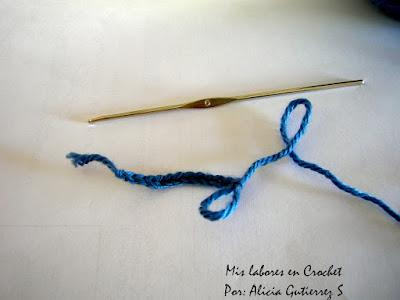Mis Labores En Crochet Paso A Paso Del Suéter Para Mascotas