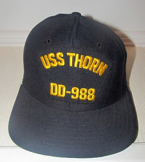 USS Thorn ball cap