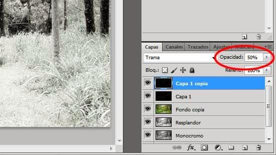 Tutorial Transformar Paisaje de Verano a Invierno con Photoshop Imagen 19