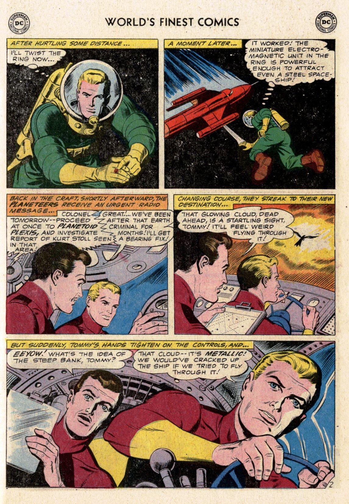 Read online World's Finest Comics comic -  Issue #119 - 19