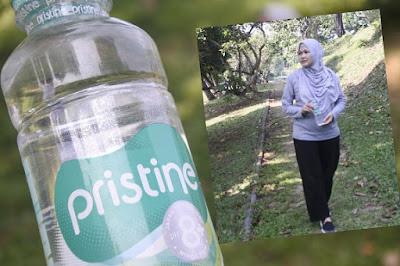 Minum Pristine 8+ Bukan Hanya Pola Makan Seimbang, Minum Juga Harus Seimbang