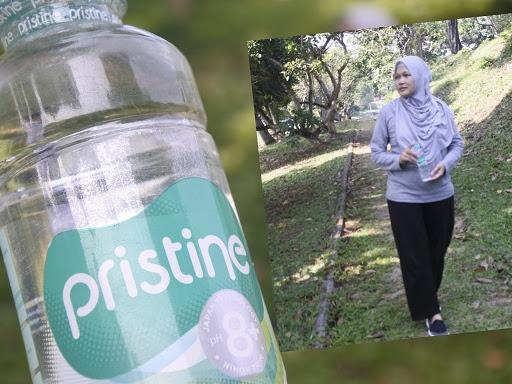 5 Waktu Pengingat Minum Pristine 8+ Untuk Keseimbangan Tubuh