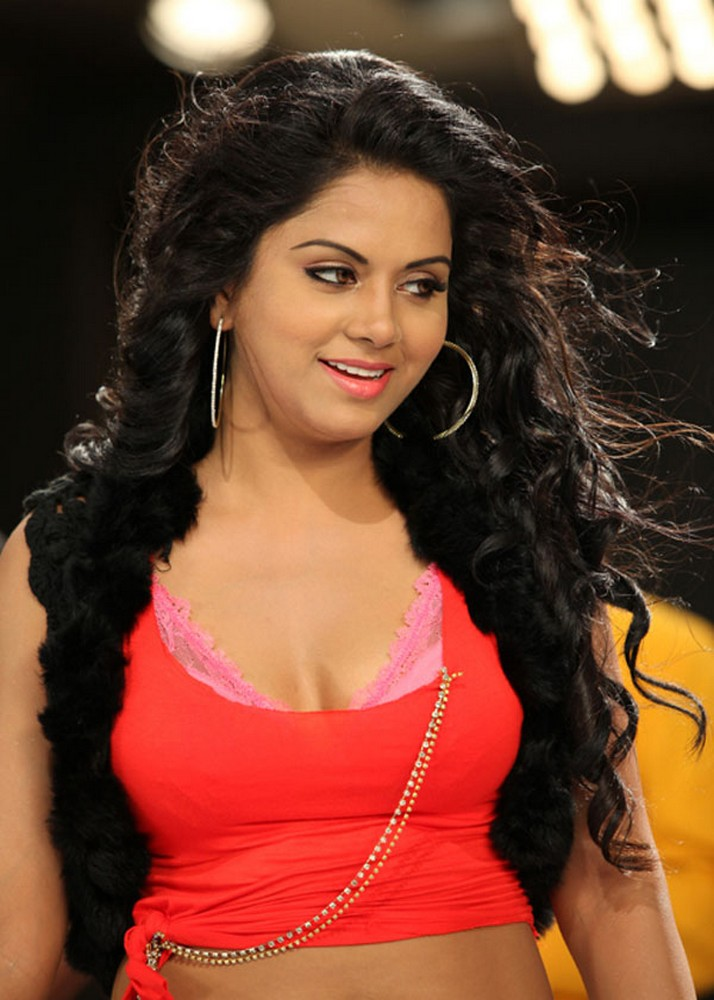 Rachana mourya spicy pics in item song