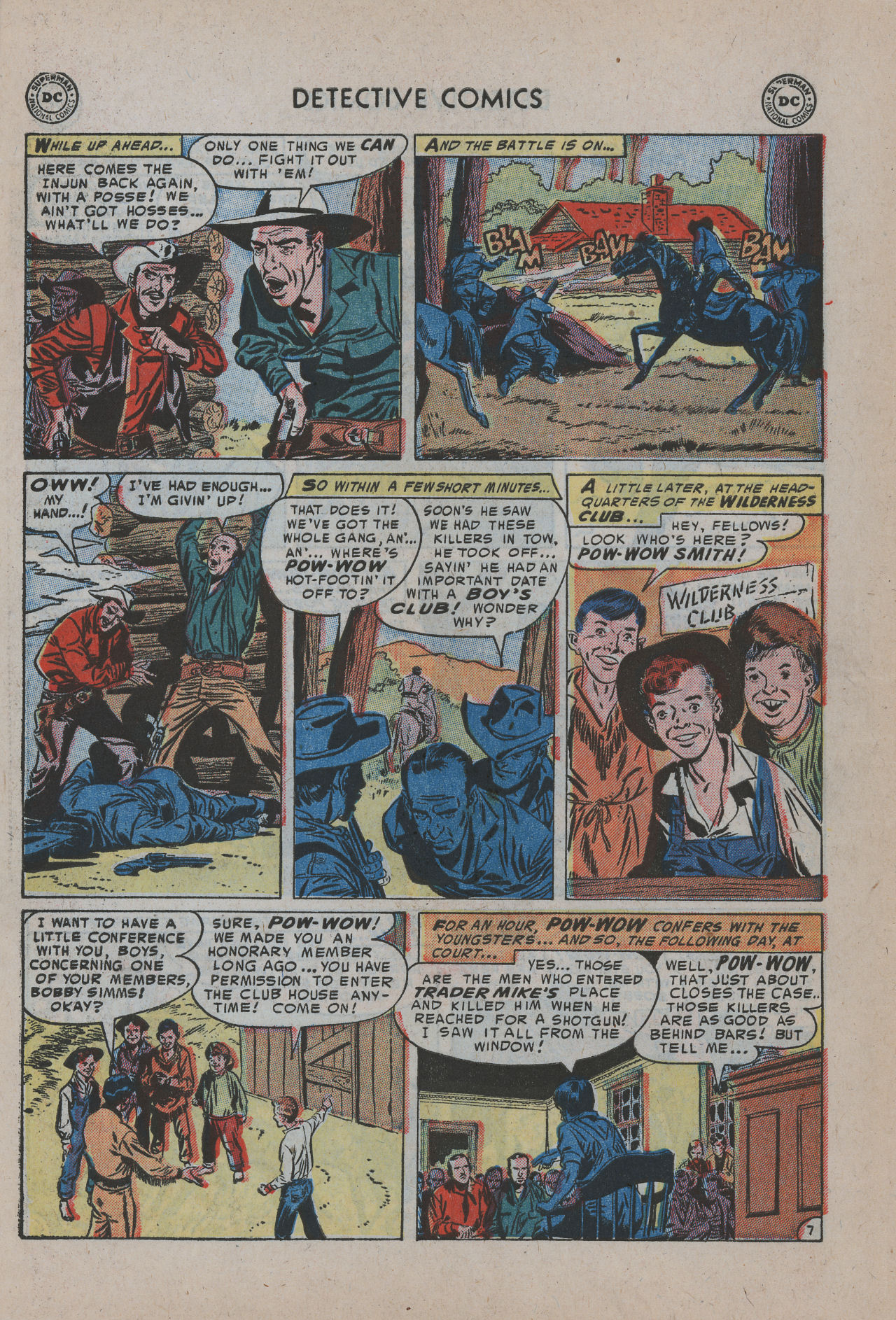 Read online Detective Comics (1937) comic -  Issue #200 - 41