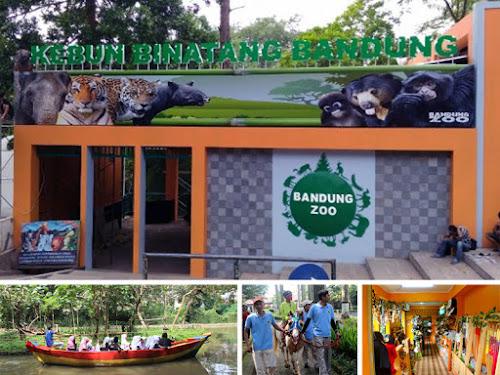 Tilket Terbaru Kebun Binatang Bandung Lebaran 2018