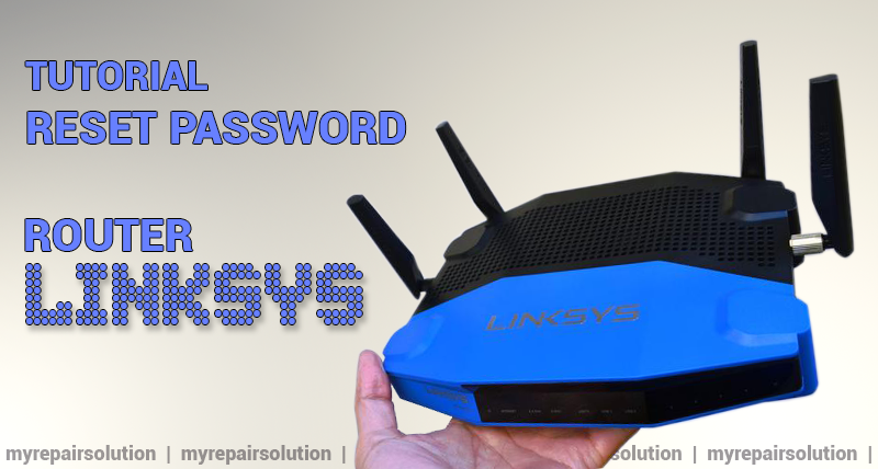 lupa password router