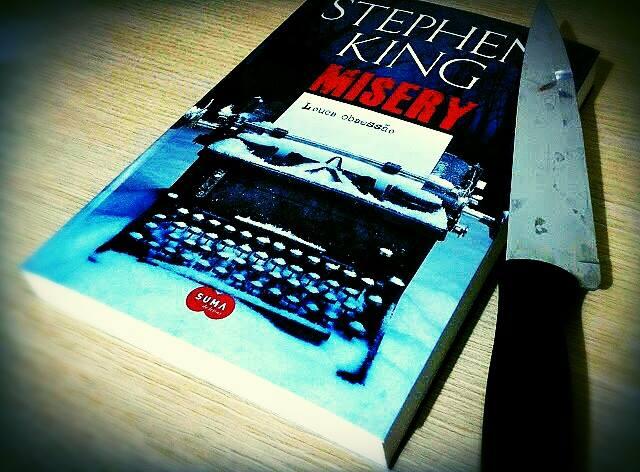 [RESENHA #183] MISERY - STEPHEN KING