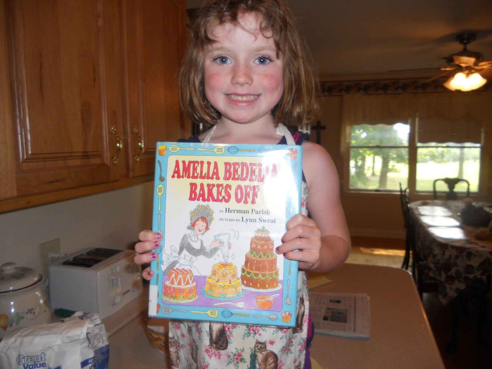 Amelia Bedelia Sheet Cake Recipe