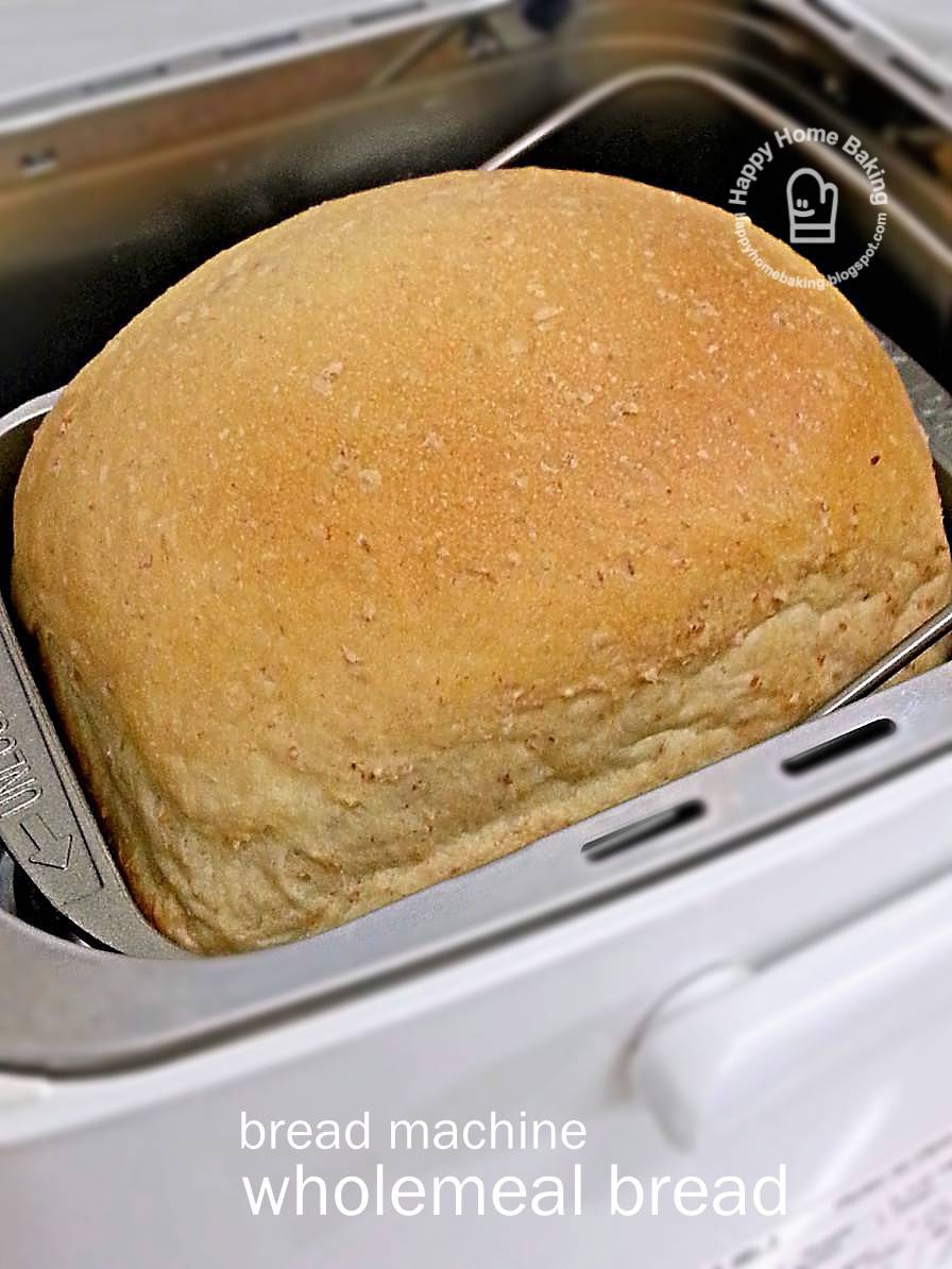 Looking for a zojirushi bread machine for your home? Happy Home Baking Bm Wholemeal Bread