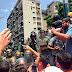 ¡SIGUE AQUÍ LA MARCHA EN VIVO! PNB impide movilización opositora en la avenida Libertador