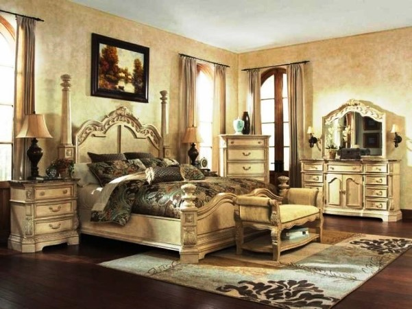 vintage master bedroom furniture