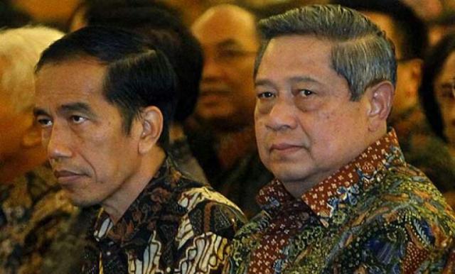 Harga BBM Naik, SBY 'Sindir' Jokowi