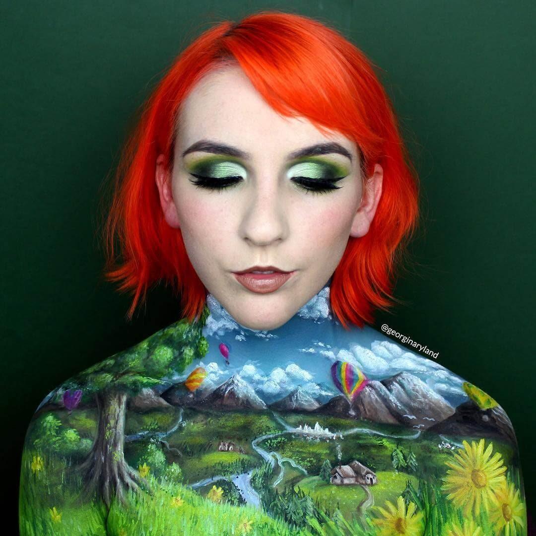 10-Hot-Air-Balloons-Georgina-Ryland-Mehron-Makeup-Body-Painting-www-designstack-co