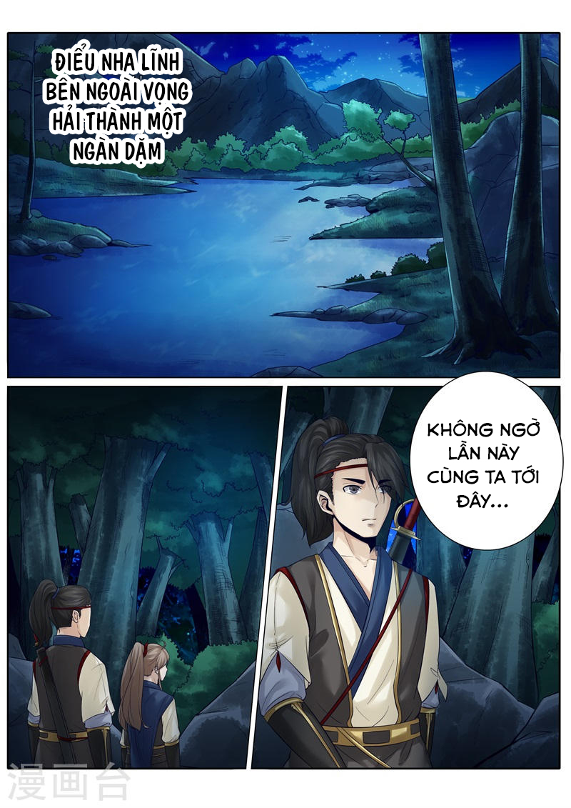 Chư Thiên Ký - Chap 185
