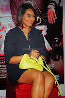 Sonakshi Sinha HQ Pics in Short Black Dress ~  Exclusive 03.jpg
