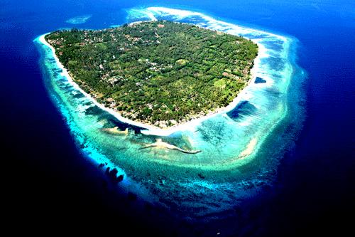 Gambar Gili Air Lombok