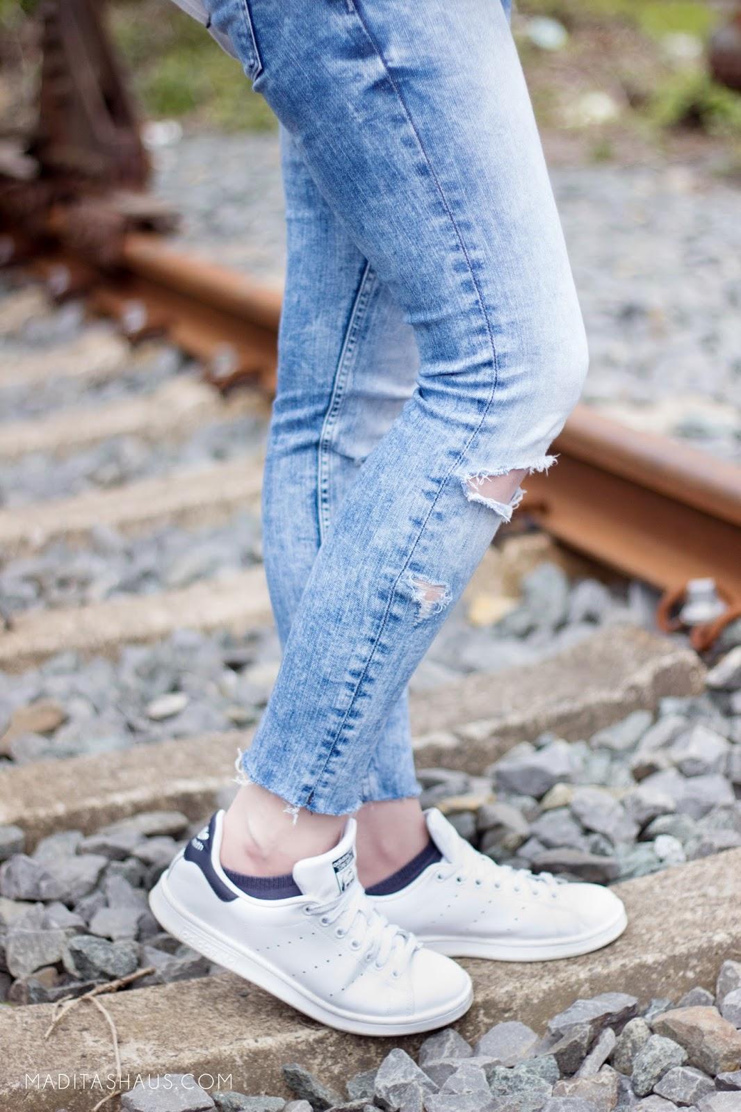 diy destroyed jeans selber machen maditas haus lifestyle und interior blog. Black Bedroom Furniture Sets. Home Design Ideas