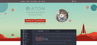 Atom Plugin Terbaik Untuk JavaScript Development