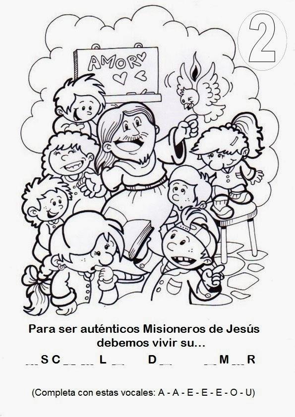 Asombroso Colorear Misionero Páginas Lds Motivo - Dibujos Para ...
