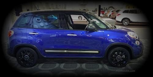 2017 Fiat 500L Urbana