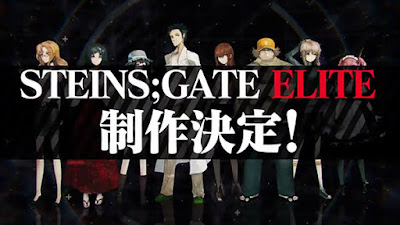 Steins;Gate Elite : Nuevos detalles sobre la Visual Novel y salida en Switch