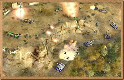 Command and Conquer Generals PC Games