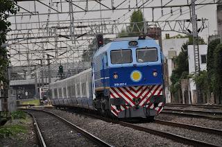 ¿Trenes Talgo para el servicio Buenos Aires-Rosario?