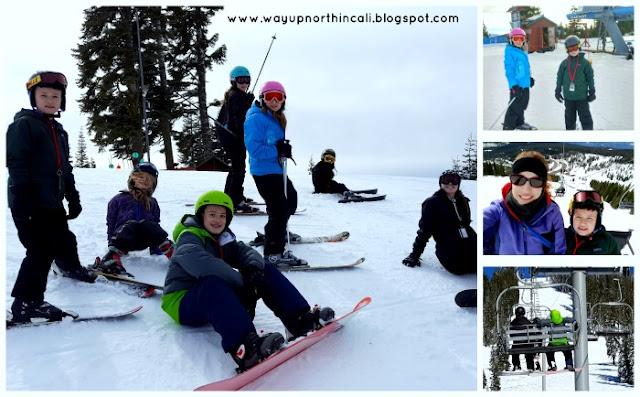 Mt. Shasta Ski Park, McCloud, California www.wayupnorthincali.blogspot.com