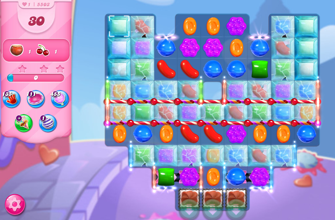 Candy Crush Saga level 5503