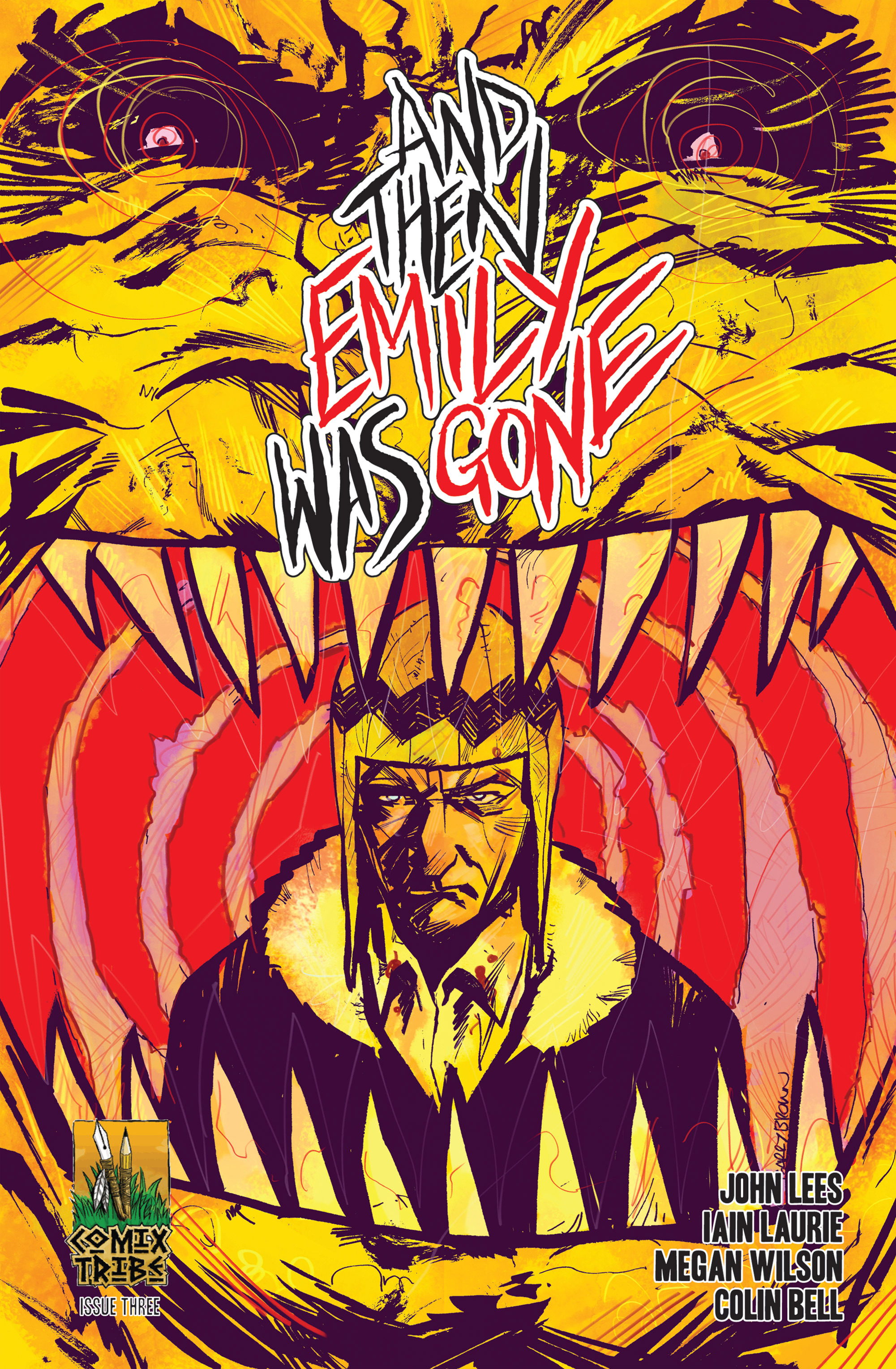 Read online And Then Emily Was Gone comic -  Issue #3 - 1