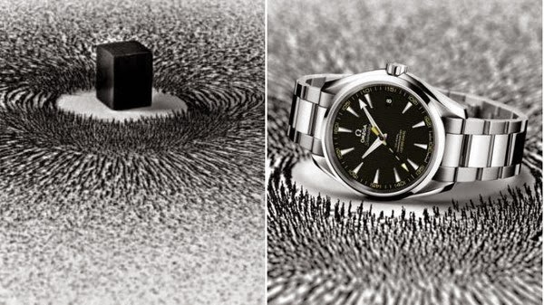 Omega SA faz plágio de artista Árabe para lançar relógio!