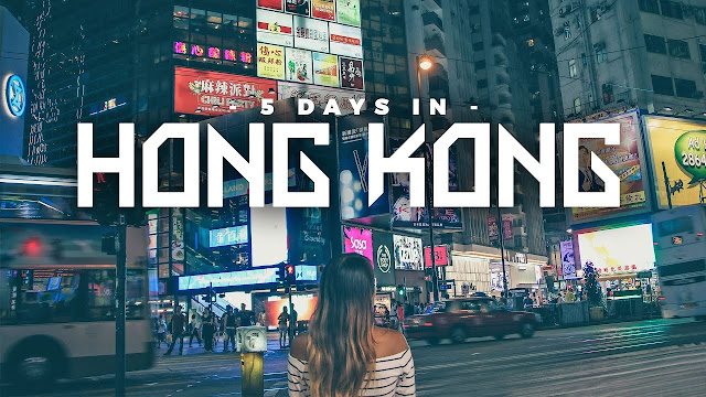 Unforgettable Experience 5-Day in Hong Kong