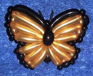 Balon Karakter Butterfly Kupu-kupu Cantik 2001610